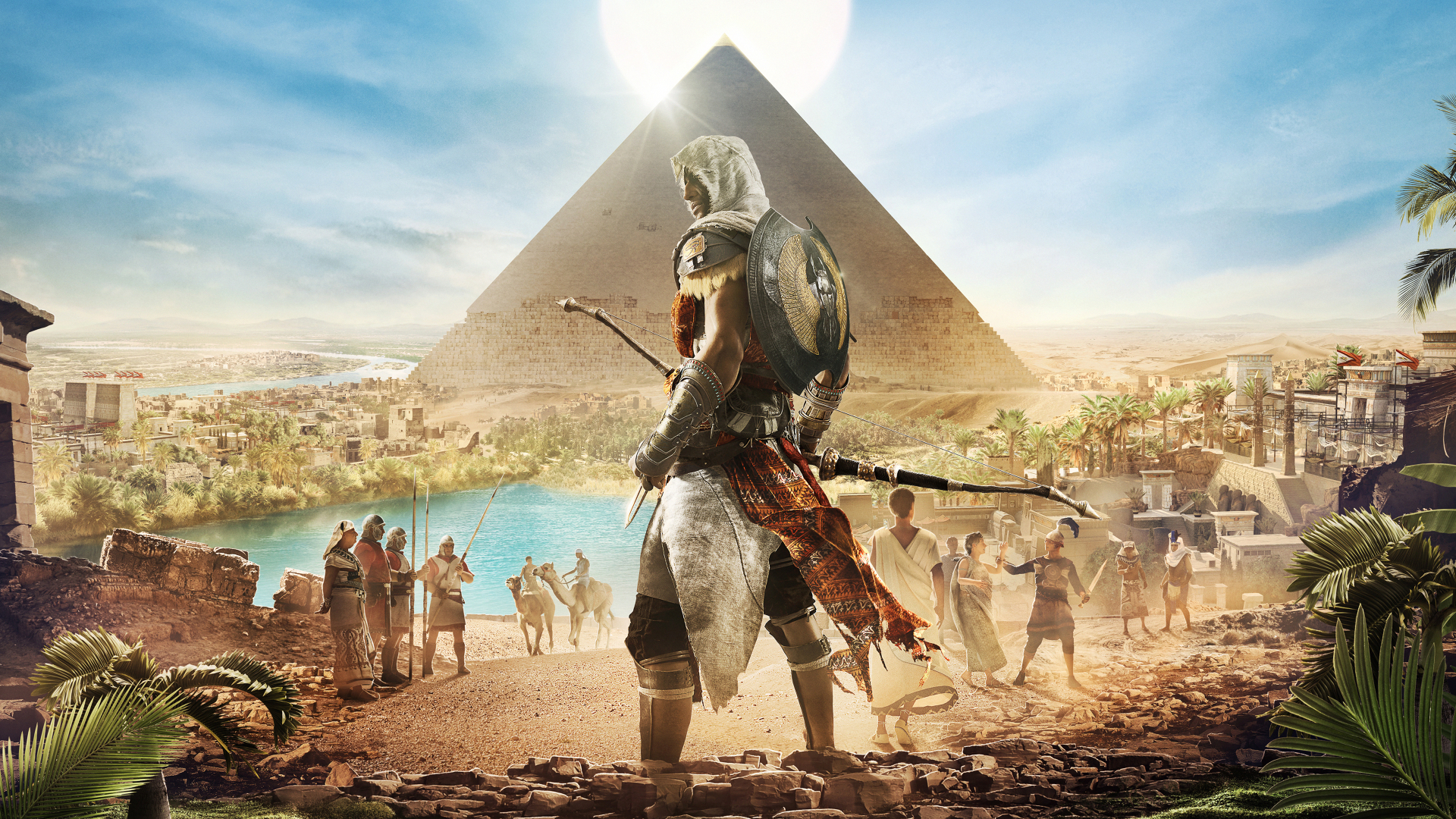 Assassin`s Creed Origins Theme - Imagem 1 do software