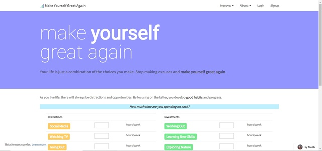 Make Yourself Great Again - Imagem 1 do software