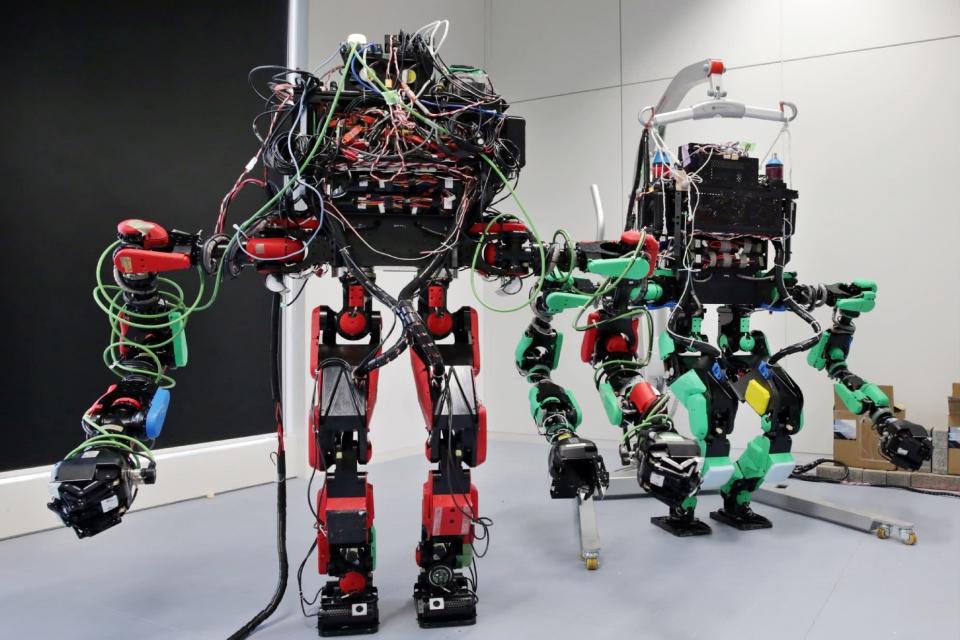 Alphabet desativa a Schaft, uma empresa de sua divisão de robótica