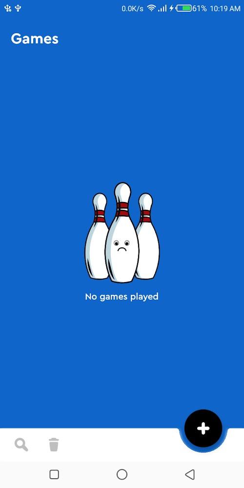 Bowling Scores App - Imagem 1 do software