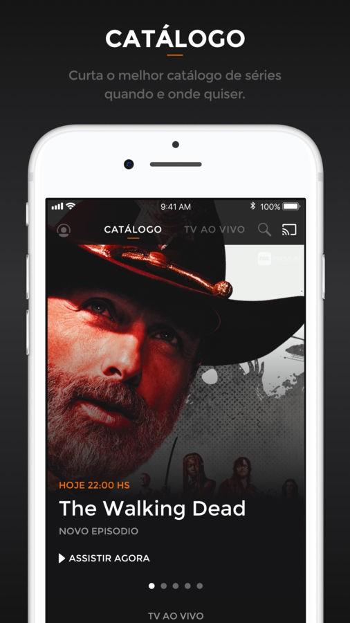 FOX Play BR - Imagem 1 do software