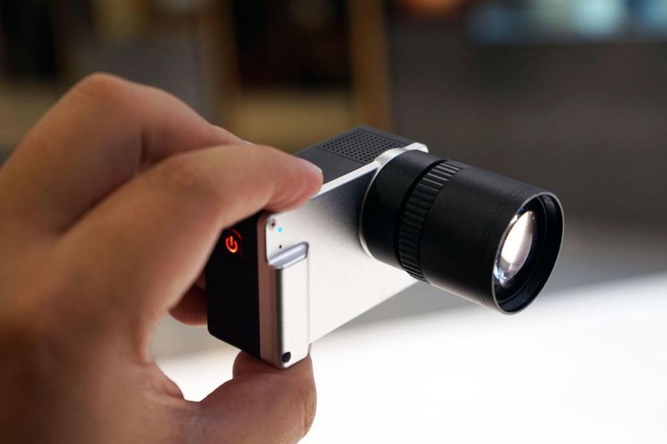 Conheça a Nano1, pequena câmera que consegue focar até as estrelas