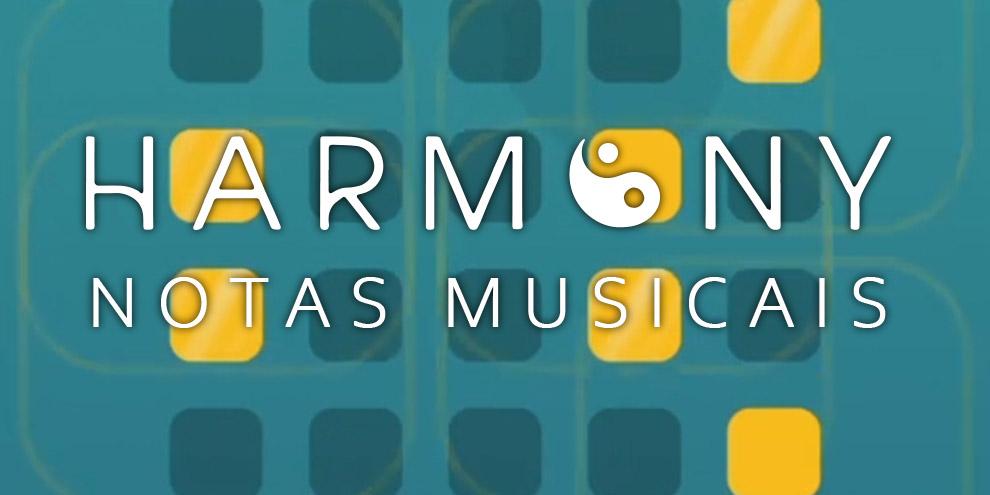 Harmony: Notas Musicais