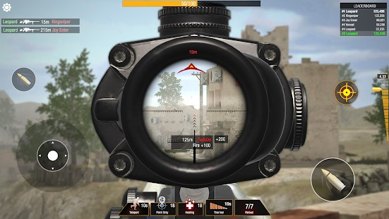 Bullet Strike: Sniper Games - Imagem 1 do software