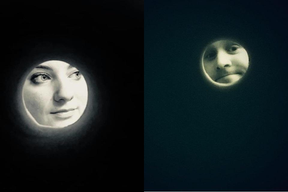 13 pessoas que se tornaram a Lua tirando foto com rolo de papel higiênico