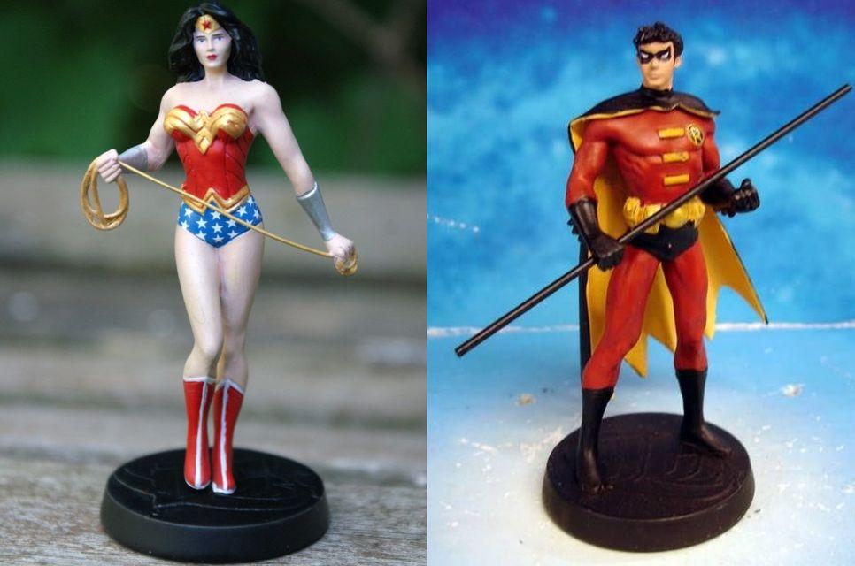 10 action figures com um preço camarada para você aumentar sua coleção