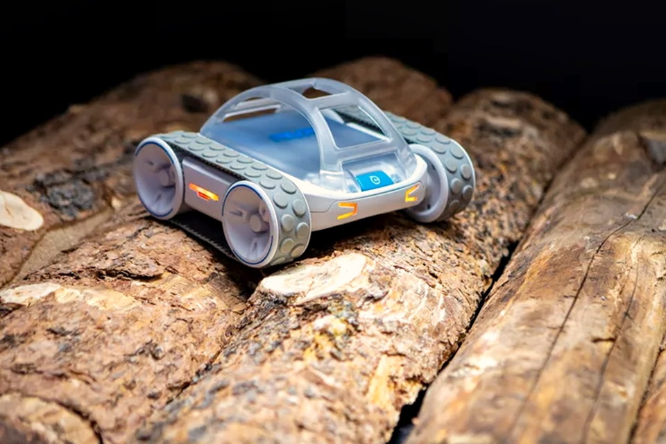 Conheça o RVR, carro-robô modular compatível com Raspberry Pi e periféricos