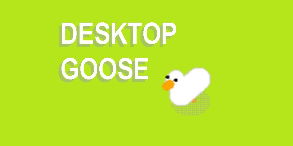 Desktop Goose 0.3