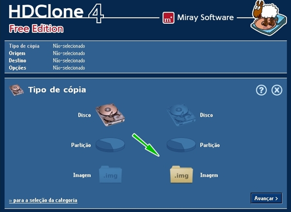 HDCLONE 4 FREE EDITION 6.0.5