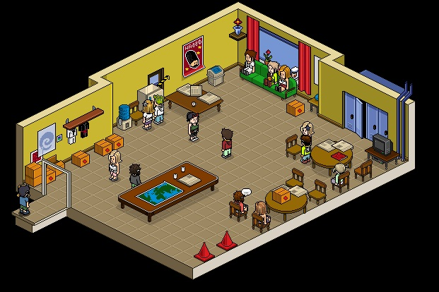 Habbo Hotel Download