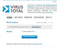 Imagem 2 do Virus Total
