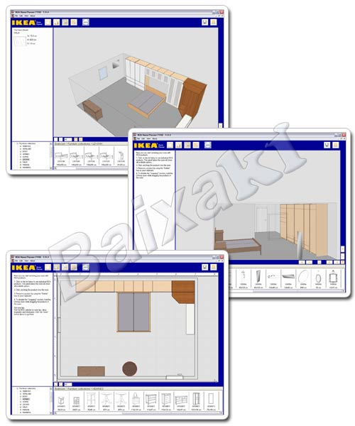 ikea home planner bedroom 2008 software programtoyou. Black Bedroom Furniture Sets. Home Design Ideas