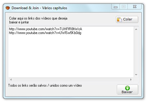 Baixe videos do YOUTUBE para seu PC. 144796