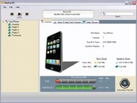 Programa compact�vel com praticamente todas as vers�es do iPod, at� o iPhone!