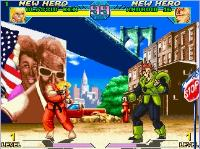 DragoBall com Street Fighter? Sim!