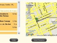 mashup com o Google Maps