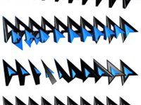 Cursor animado do X-Black 2 Blue