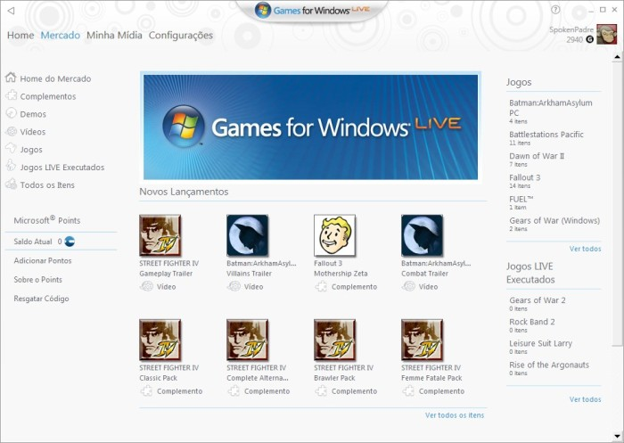 how to bypass games for windows live