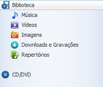 RealPlayer SP - Imagem 3 do software