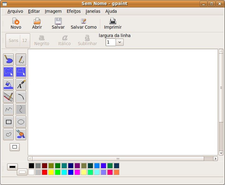 Gnu paint 2 para linux download Paint for linux