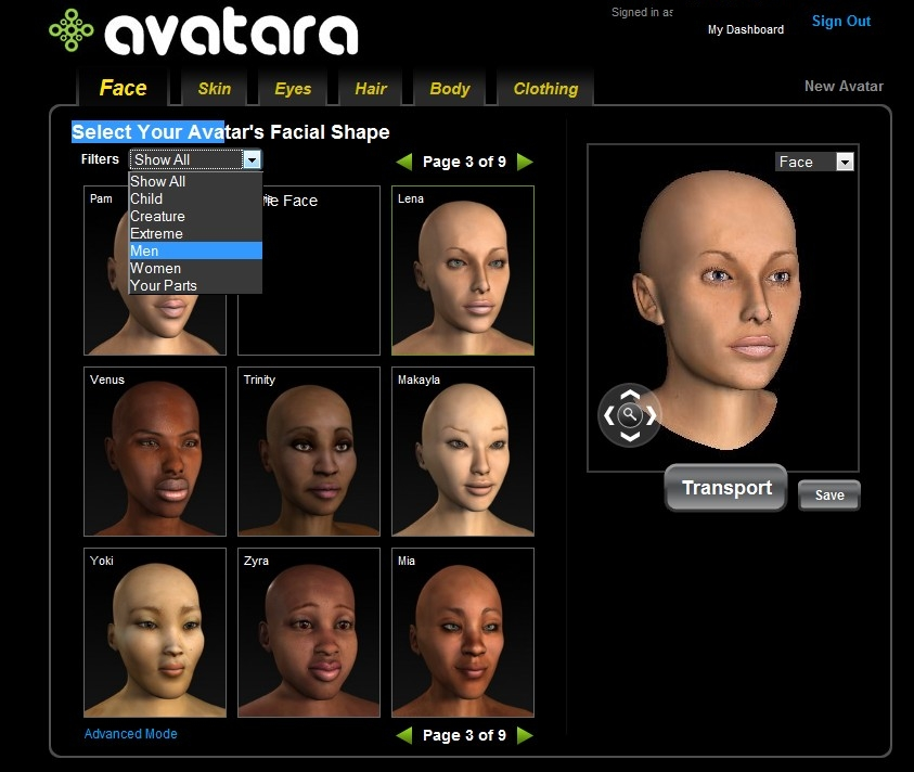 Make Your Own Avatar Free Driverlayer Search Engine