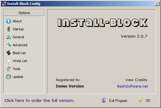 How To Disable Install-block