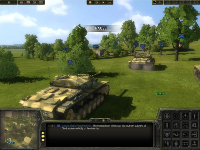 Theatre of War 2: Kursk 1943 : Patches, Updates, Addons