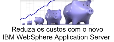 Novo IBM WebSphere Application Server - Aumente o desempenho e diminua os custos