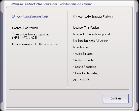 aoa audio extractor 2.3.5 crack
