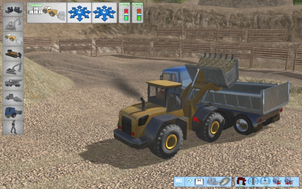 bagger simulator 2011 demo