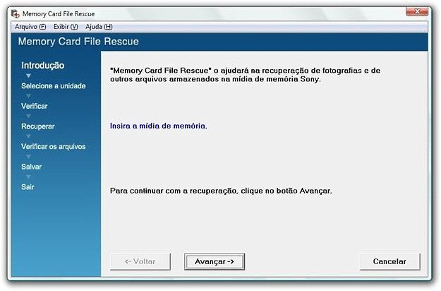 How to use sony's memory card data recovery software youtube.