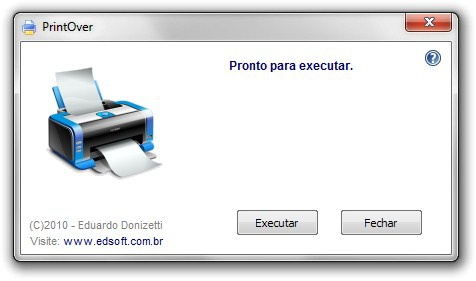 Print Over - Imagem 1 do software