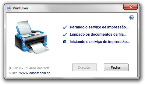 Print Over - Imagem 2 do software