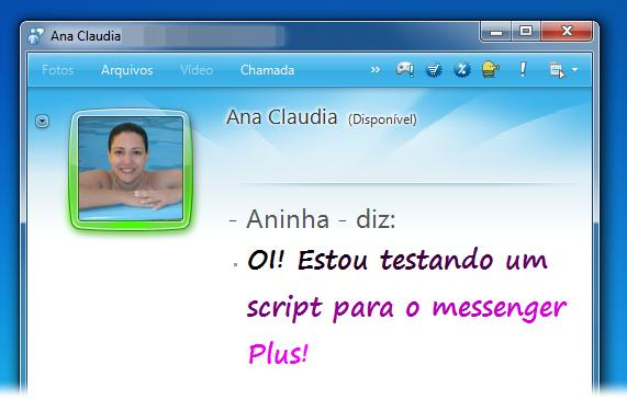 Letras mais coloridas com o Message Gradiator!