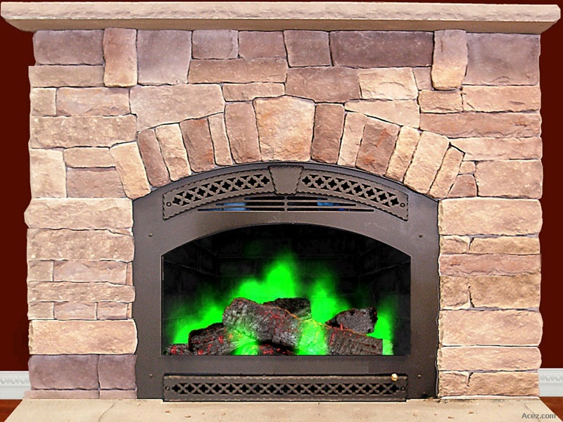 3D Cozy Fireplace Screen Saver download - Baixaki