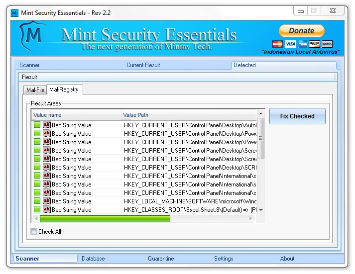 MINT SECURITY ESSENTIALS 2.2