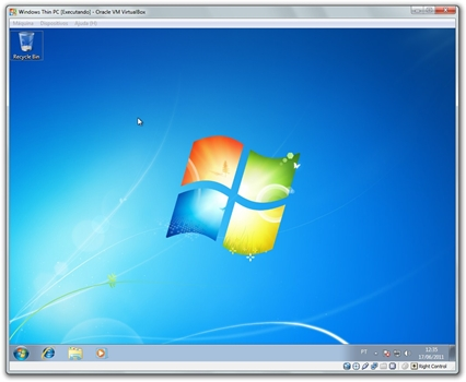 Windows Thin PC RC
