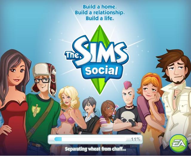 The Sims Social finalmente no Facebook!