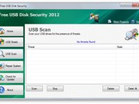 Free USB Disk Security.