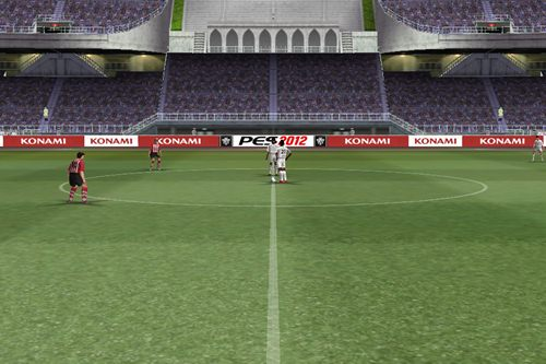 PES 2012 - Pro Evolution Soccer - Imagem 3 do software