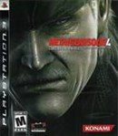 Imagem de Metal Gear Solid 4: Guns of the Patriots no site Baixaki Jogos