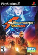 Imagem de The King of Fighters 2006 no site Baixaki Jogos