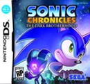 Imagem de Sonic Chronicles: The Dark Brotherhood no site Baixaki Jogos