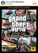 Imagem de Grand Theft Auto: Episodes from Liberty City no site Baixaki Jogos