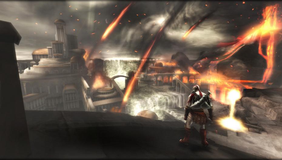 god of war 2  pc baixaki
