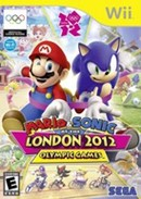 Imagem de Mario & Sonic at the London 2012 Olympic Games no site Baixaki Jogos