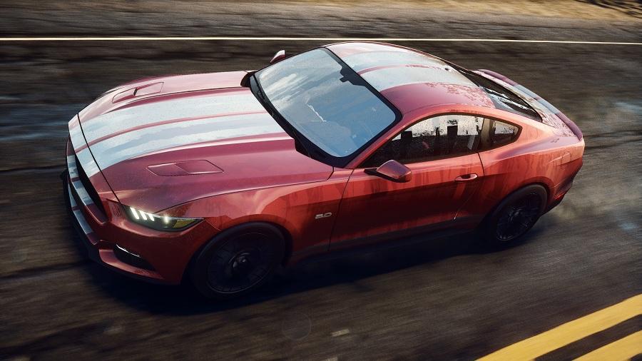 imagens do jogo Need for Speed: Rivals