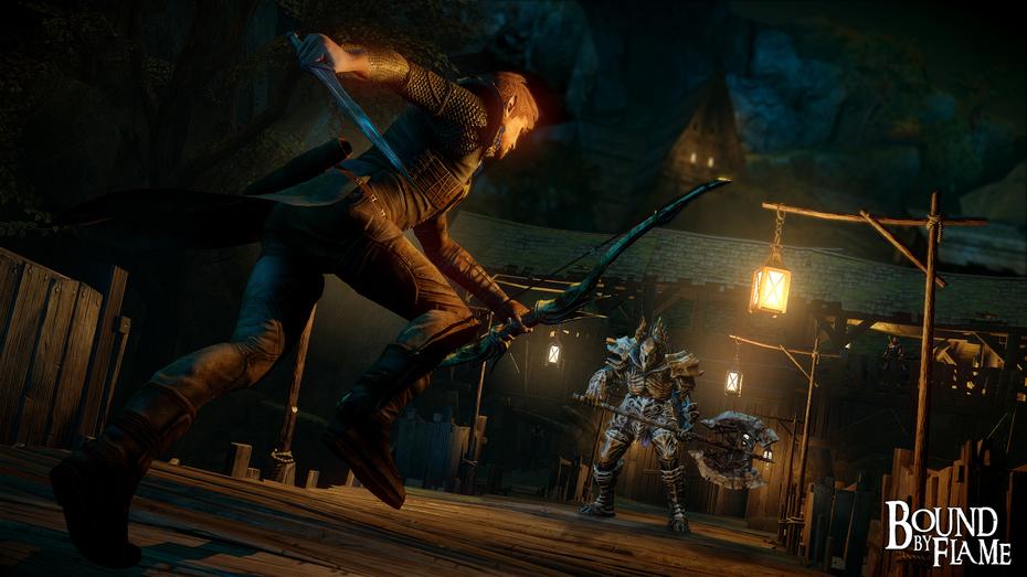 imagens do jogo Bound by Flame