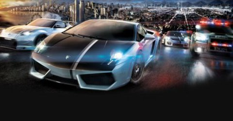 Imagem de Need for Speed World no site Baixaki Jogos