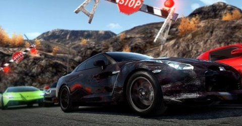 Imagem de Need For Speed: Hot Pursuit no site Baixaki Jogos